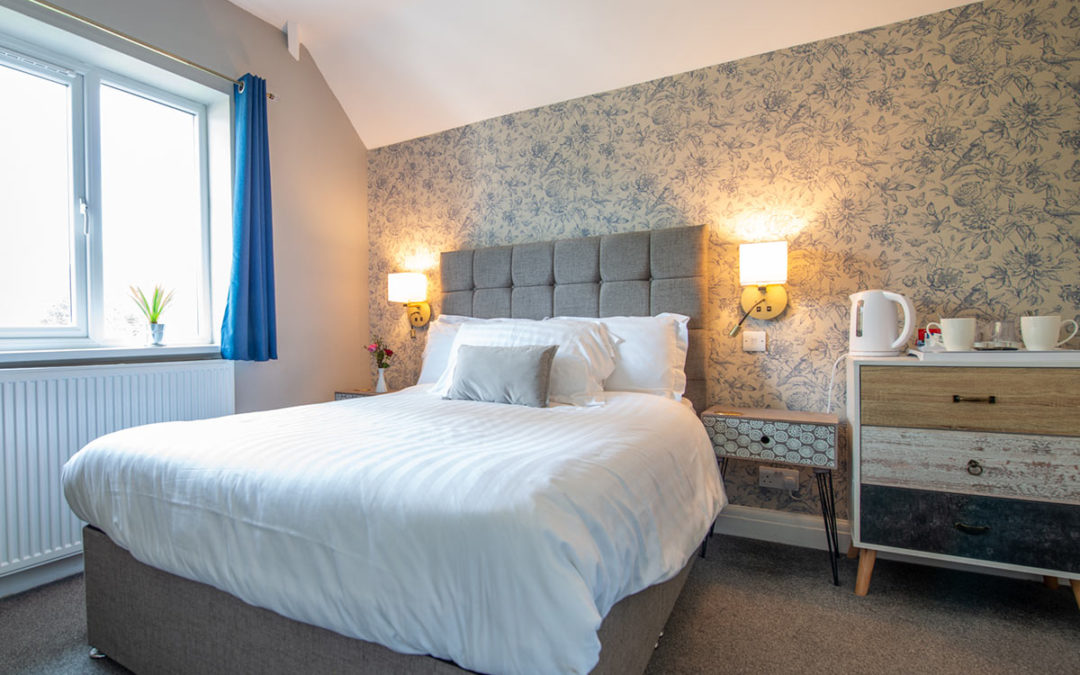 Standard Double With Small Ensuite (Room 10)