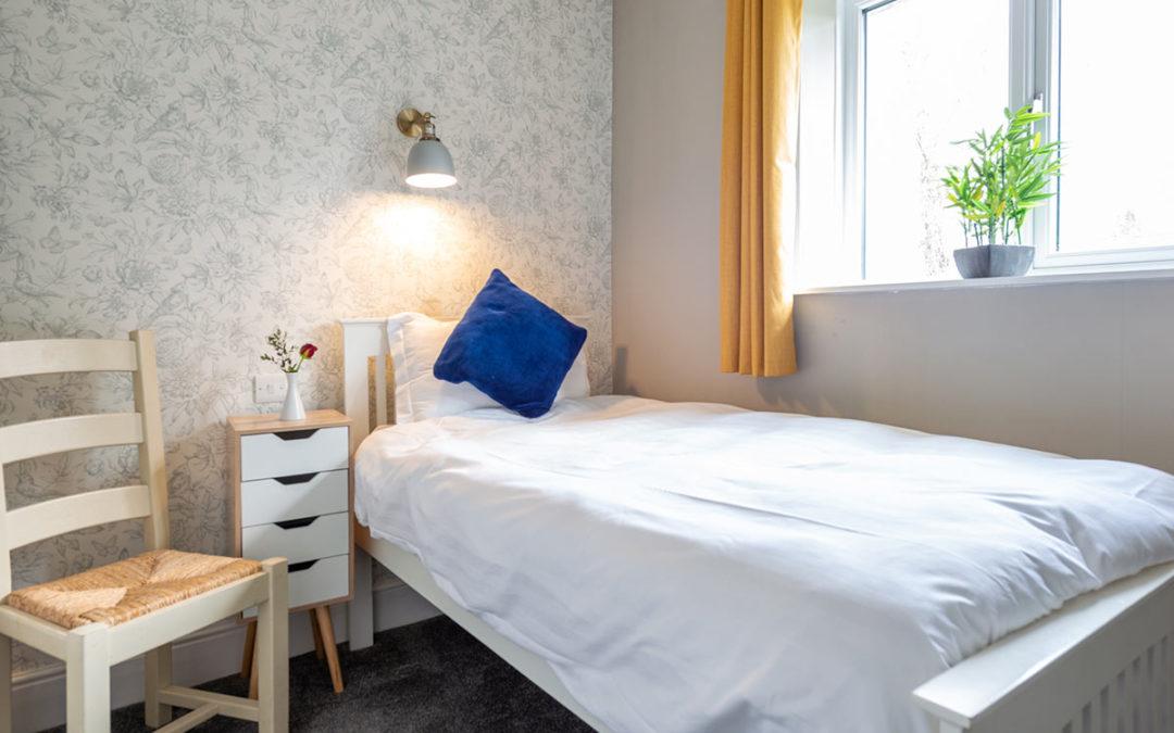 Single Room With Shared Bathroom (Room 11)